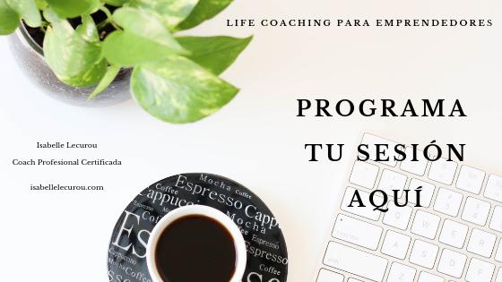 Isabelle Lecurou - Life Coaching para Emprendedores